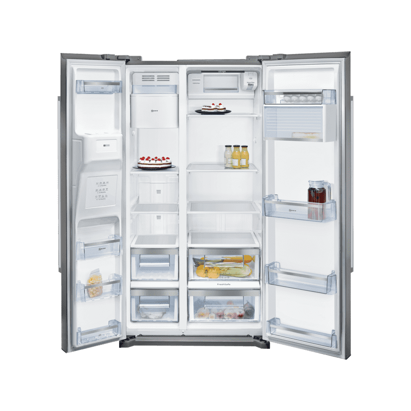 Neff H1770xW910xD720 American Fridge Freezer - KA3902I20G additional image 1