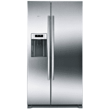 Neff H1770xW910xD720 American Fridge Freezer - KA3902I20G