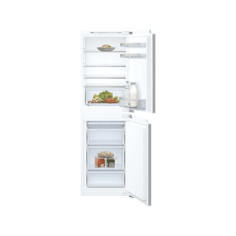 Neff H1772xW541xD545 Integrated 50/50 Fridge Freezer primary image