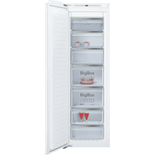 Neff H1772xW541xD545 Tall Freezer With NoFrost