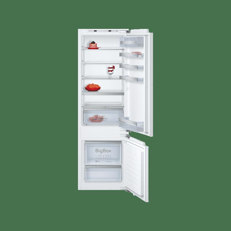 neff h1772xw558xd545 70 30 integrated fridge freezer. Black Bedroom Furniture Sets. Home Design Ideas