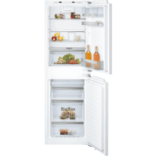 Neff H1772xW558xD545 Integrated 50/50 Frost Free Fridge Freezer