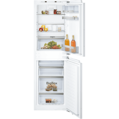 Neff H1772xW558xD545 Integrated 50/50 Frost Free Fridge Freezer