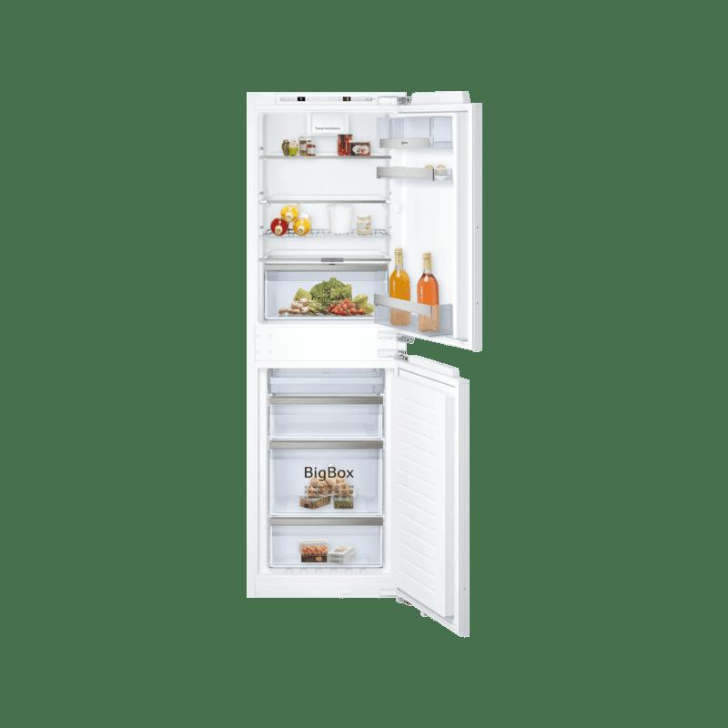 Neff H1772xW558xD545 Integrated 50/50 Frost Free Fridge Freezer primary image