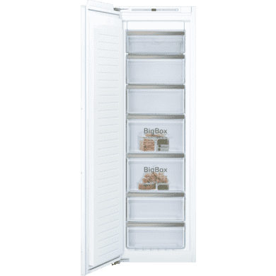 Neff H1772xW558xD545 Integrated Tower Freezer Frost Free