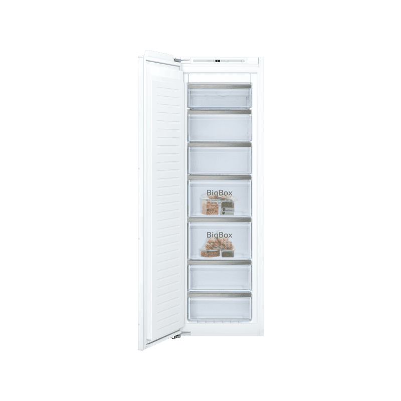 Neff H1772xW558xD545 Integrated Tower Freezer Frost Free primary image