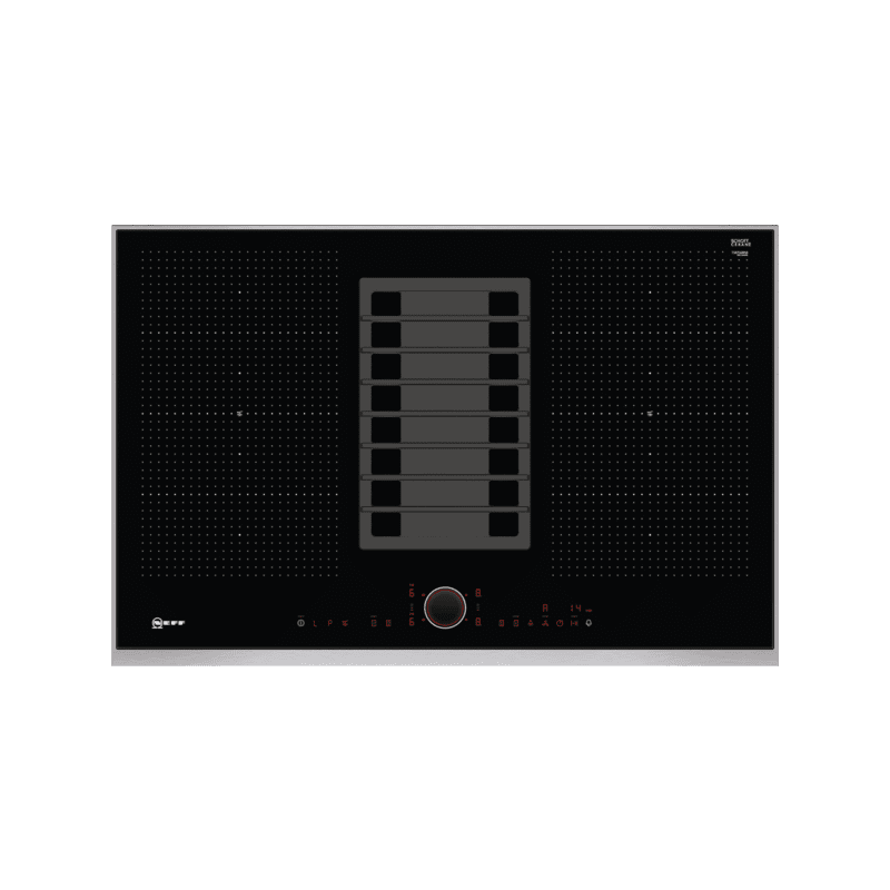 Neff H197xW826xD546 Flexinduction 4 Zone Venting Hob primary image