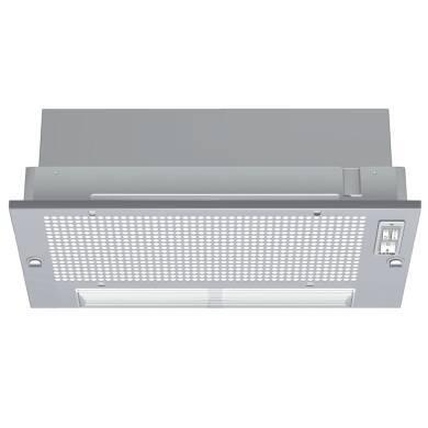 Neff H235xW530xD280 Canopy Hood - Metallic Silver