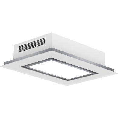 Neff H245xW1000xD700 Ceiling Extractor - White Glass