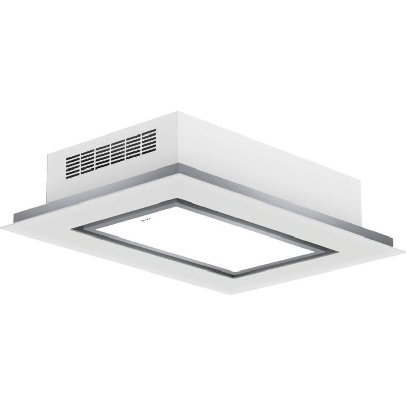 Neff H245xW1000xD700 Ceiling Extractor - White Glass primary image