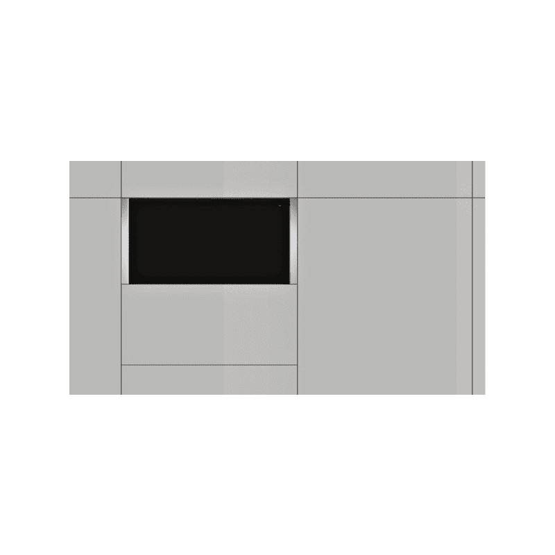 Neff H290xW594xD548 Warming Drawer - Stainless Steel additional image 1