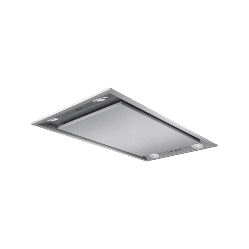 Neff H299xW900xD500 Ceiling Extractor - Stainless Steel additional image 1