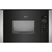 Neff H382xW594xD317 N50 Wall Microwave - Left Hinge Opening