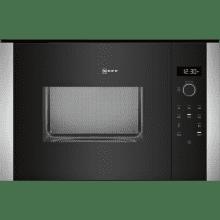Neff H382xW594xD388 N50 Microwave - Left Hinge Opening
