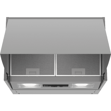 Neff H402xW599xD271 Integrated Hood - Stainless Steel