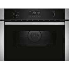Neff H454xW596xD548 N50 Compact Combi Microwave Oven