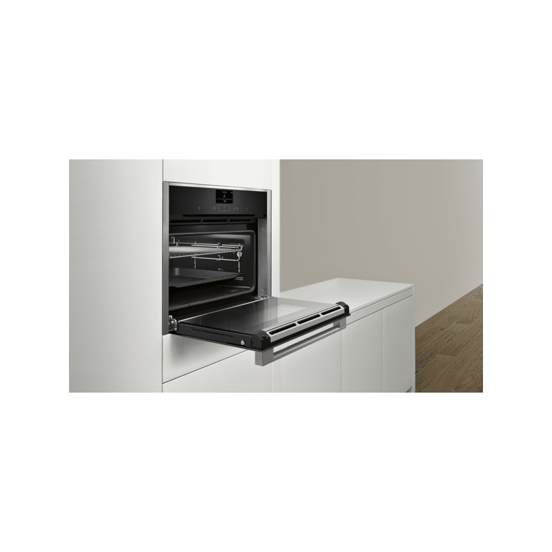 neff h455xw595xd548 compact oven wren kitchens. Black Bedroom Furniture Sets. Home Design Ideas