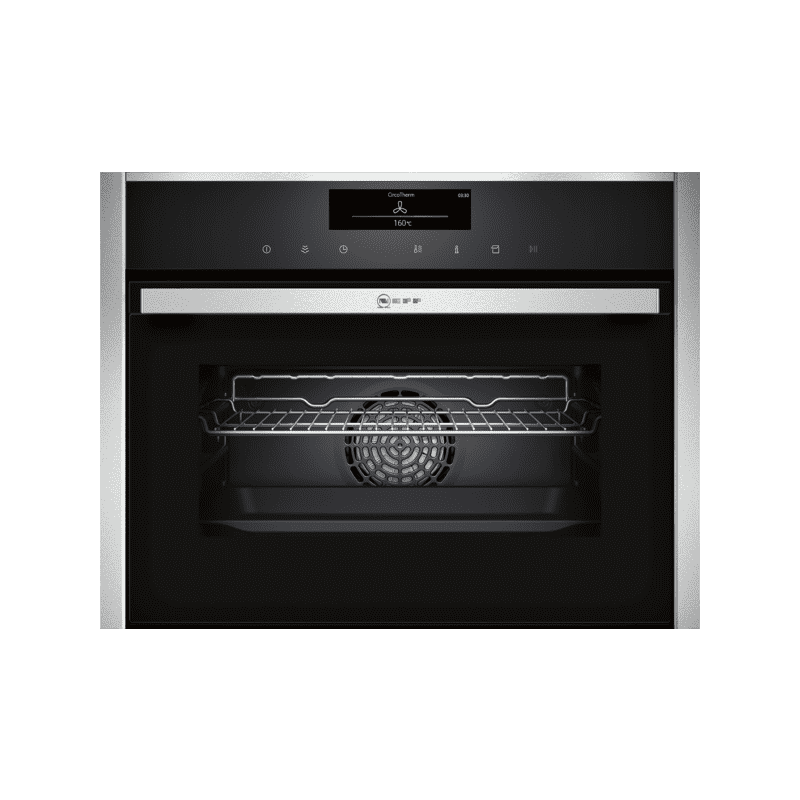 Neff H455xW595xD548 Compact Steam Oven primary image