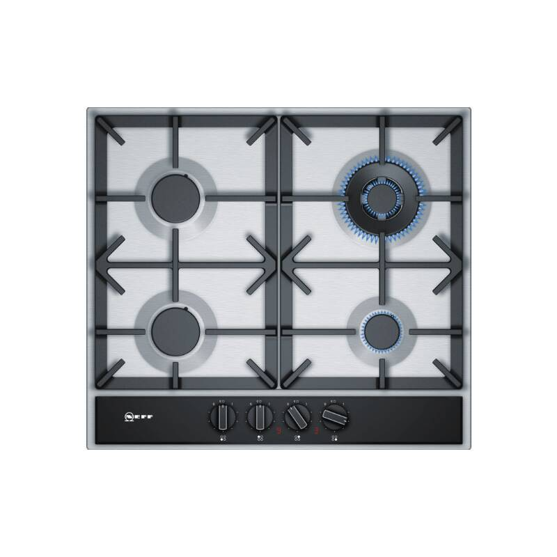 Neff H45xW582xD520 Gas 4 Burner Hob With FlameSelect primary image