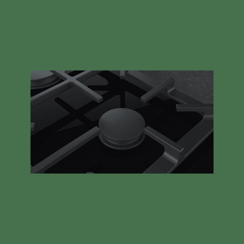 Neff H45xW606xD546 Gas 4 Burner Hob With FlameSelect-Black additional image 2