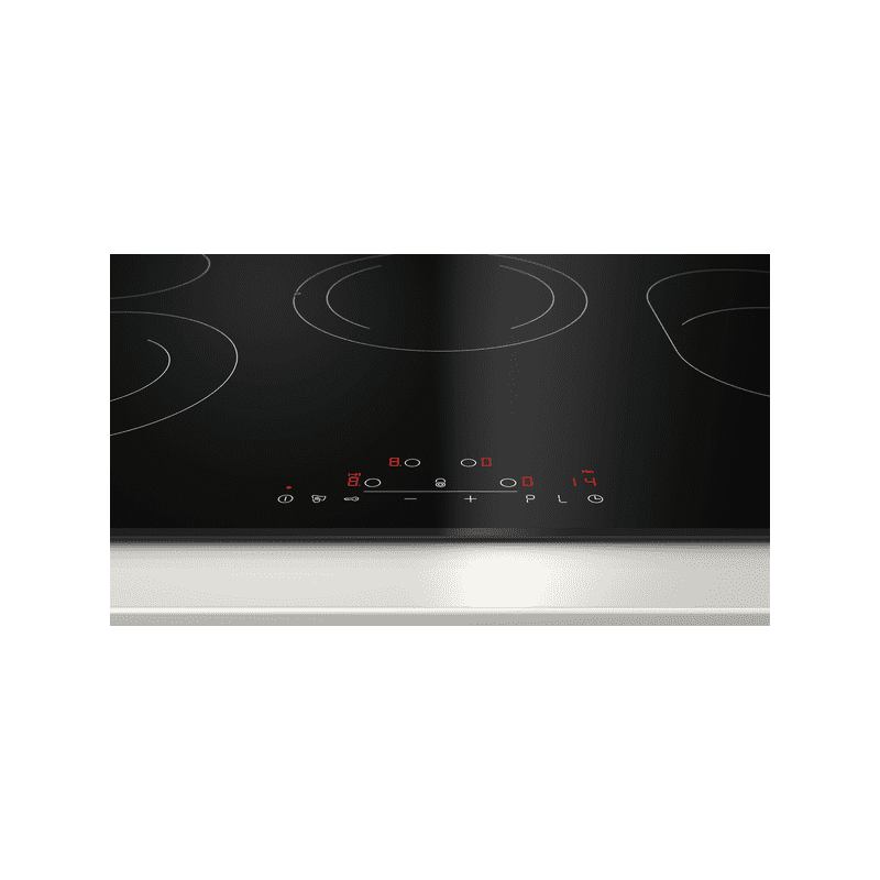 Neff H45xW802xD522 Ceramic 4 Zone Hob - Black additional image 1