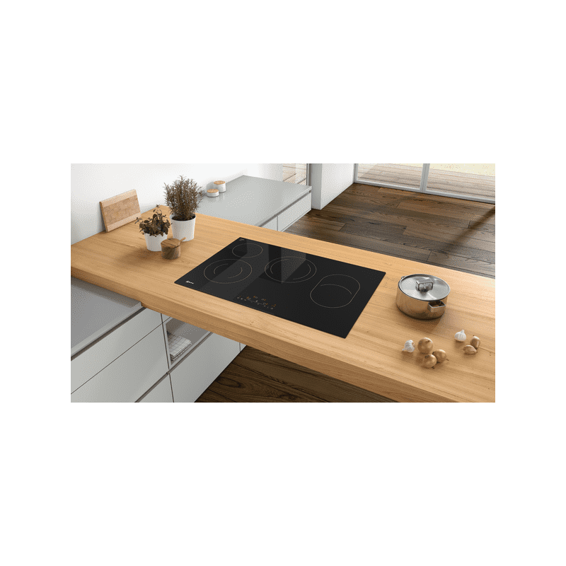 Neff H45xW802xD522 Ceramic 4 Zone Hob - Black additional image 2