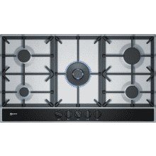 Neff H45xW915xD520 Gas 5 Burner Hob With FlameSelect