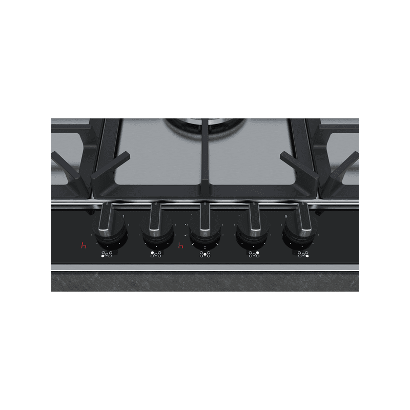 Neff H45xW915xD520 Gas 5 Burner Hob With FlameSelect-S/Steel additional image 1