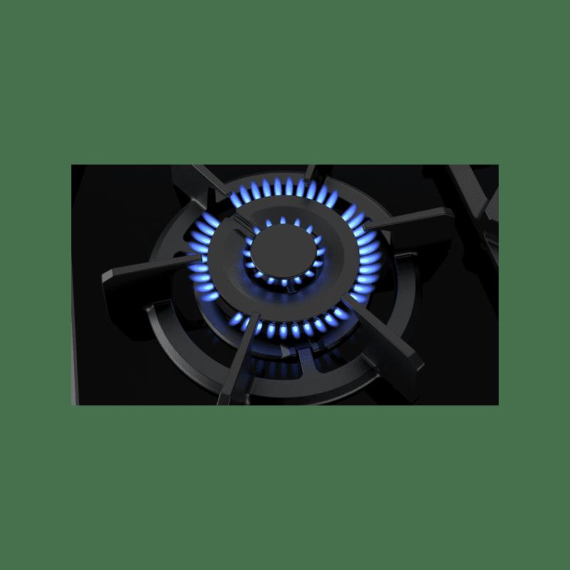 Neff H45xW918xD546 Gas 5 Burner Hob With FlameSelect-Black additional image 1