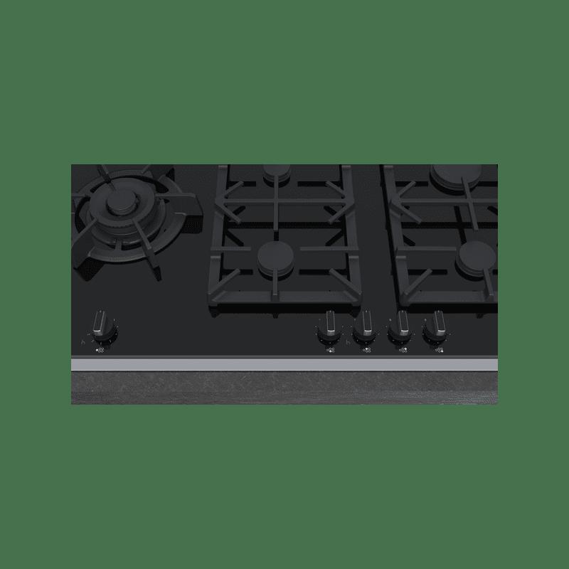 Neff H45xW918xD546 Gas 5 Burner Hob With FlameSelect-Black additional image 3