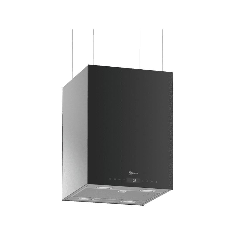 Neff H501xW370xD377 Island Cube Hood-Black primary image