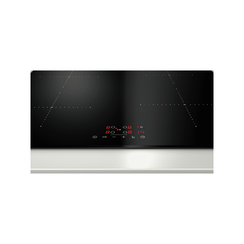 Neff H51xW592xD522 Induction 4 Zone Hob - Black additional image 3