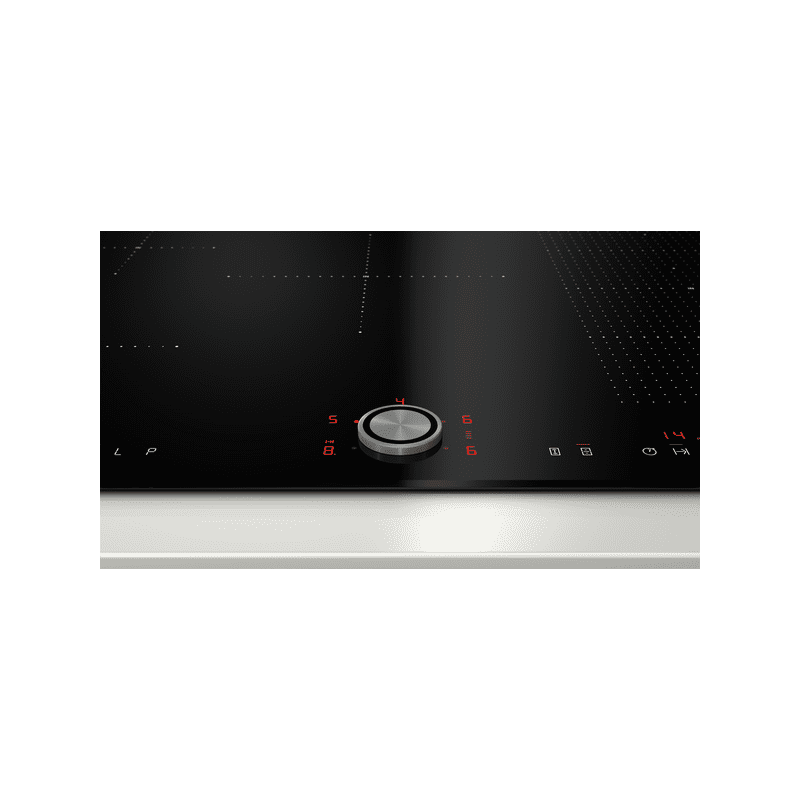 Neff H51xW802xD522 FlexInduction 5 Zone Hob - Black additional image 1