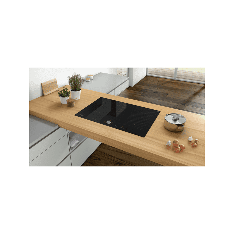 Neff H51xW802xD522 FlexInduction 5 Zone Hob - Black additional image 2