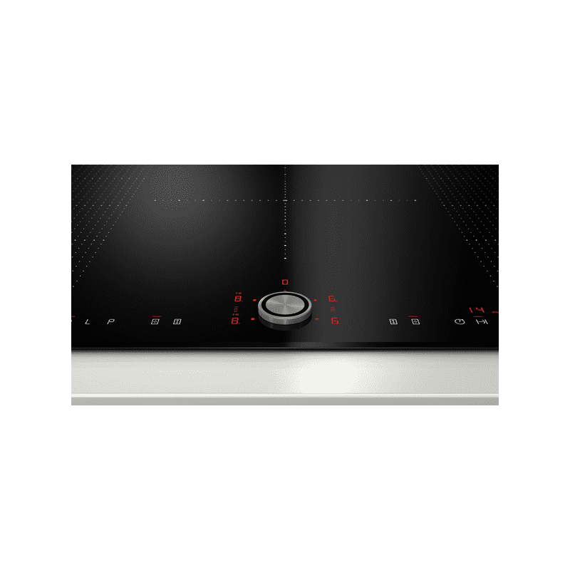 Neff H51xW918xD522 Flexinduction 5 Zone Hob - Black additional image 1