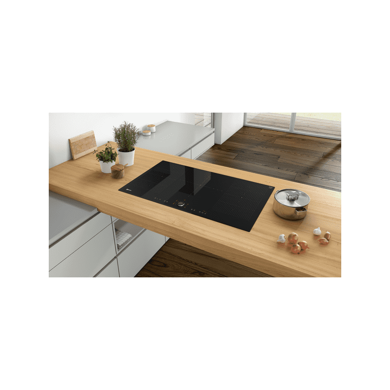 Neff H51xW918xD522 Flexinduction 5 Zone Hob - Black additional image 2