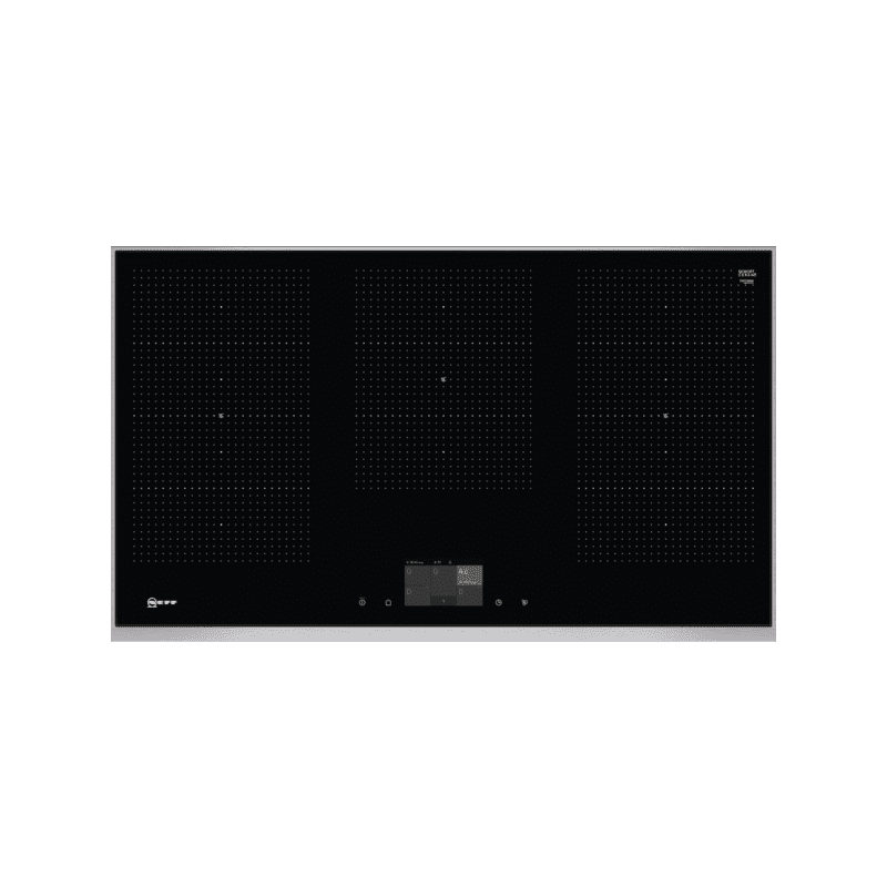 Neff H51xW918xD546 FlexInduction 5 Zone Hob - Black additional image 1