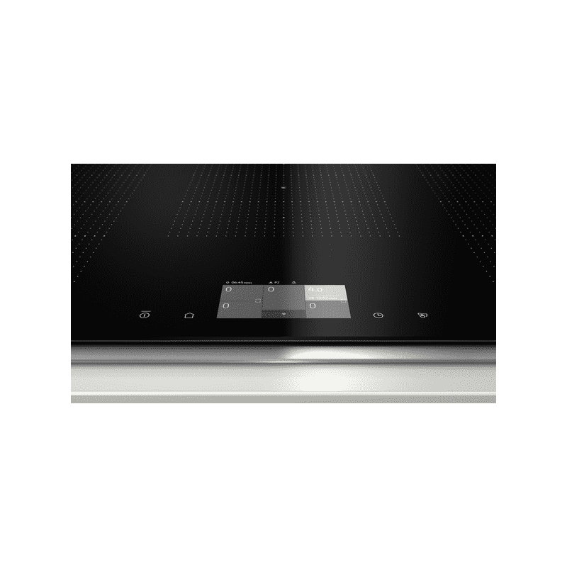 Neff H51xW918xD546 FlexInduction 5 Zone Hob - Black additional image 2