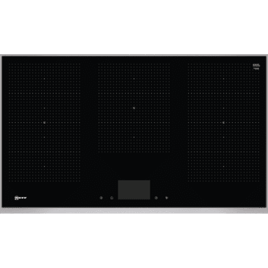 Neff H51xW918xD546 FlexInduction 5 Zone Hob - Black