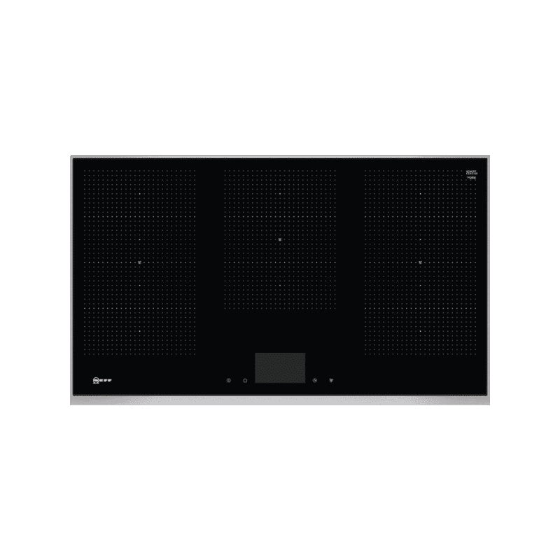 Neff H51xW918xD546 FlexInduction 5 Zone Hob - Black primary image
