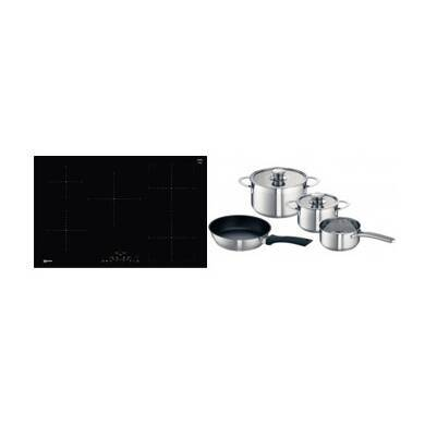 Neff H56xW792xD512 Combilduction 5 Zone Hob - Black