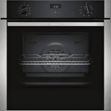 Neff H595xW594xD548 N50 Single Oven - Slide & Hide