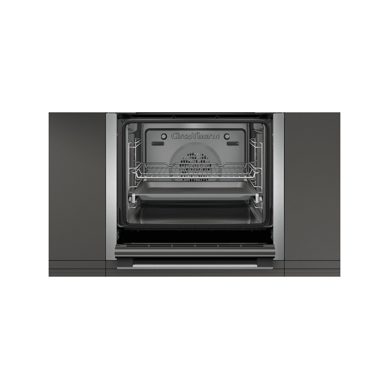 Neff H595xW594xD548 Single Oven - Slide & Hide additional image 1
