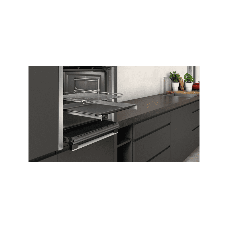 Neff H595xW594xD548 Single Oven - Slide & Hide additional image 2