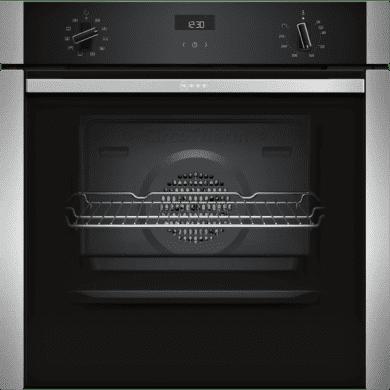 Neff H595xW594xD548 Single Oven - Slide & Hide