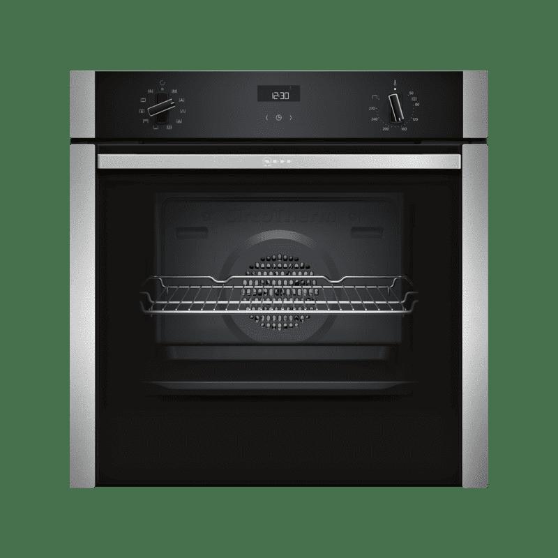 Neff H595xW594xD548 Single Oven - Slide & Hide primary image