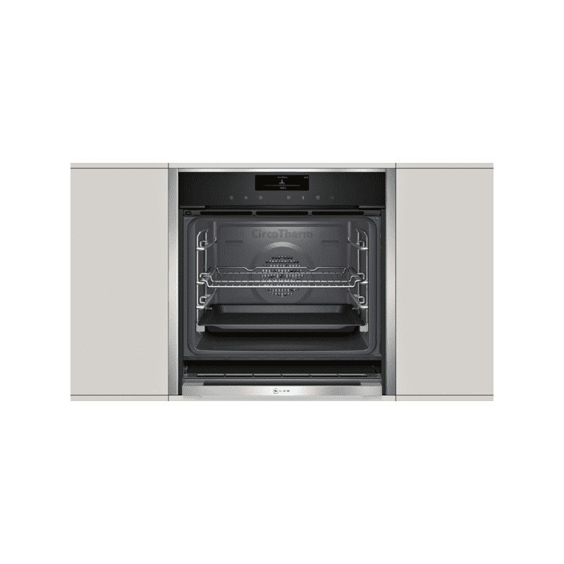 Neff H595xW596xD548 Combination Steam Oven additional image 7