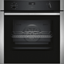 Neff H595xW596xD548 N50 Single Oven - Slide & Hide