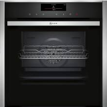 Neff H595xW596xD548 N90 Single Oven Home Connect - Slide & Hide with Full Steam