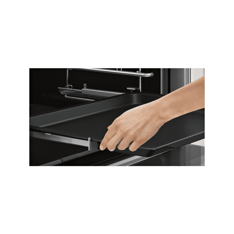Neff H595xW596xD548 Single Multifunction VarioSteam Pyrolytic Oven - Stainless Steel additional image 3